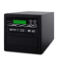 ILY (B01-SSPPRO) SpartonPro SATA Blu Ray DVD/CD Duplicator - 1 Target with 500GB HDD+USB