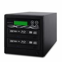 ILY (B02-SSPPRO) SpartonPro SATA Blu Ray DVD/CD Duplicator - 2 Target with 500GB HDD+USB
