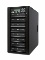 ILY (B08-SSPPRO) SpartonPro SATA Blu Ray DVD/CD Duplicator - 8 Target with 500GB HDD + USB
