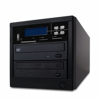 ILY Spartan (MD-8001) MD-800 Pro Flash Memory Duplicator - 1 to 1 Target Pro Multimedia Backup Center