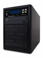 ILY Spartan (MD-8003) MD-800 Pro Flash Memory Duplicator - 1 to 3 Target Pro Multimedia Backup Center