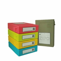 "iMBAPrice® Zippo 3.5"" Stackable Hard Drive Protector Cases"