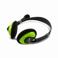 iMicro IM942 Multimedia Stereo Headphone w/ Microphone