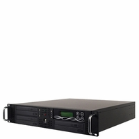 BestDuplicator (BD-RM-3T) 2U Rackmount 1-to-3 Target Duplicator with built-in 500GB HDD + USB Connection