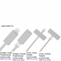 Label Cable Tie (Labeling Cable Ties)
