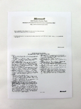 Microsoft 6VA-00563 Small Business Server 2008 Premium 5 Devices Client Access Licenses