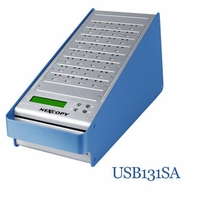 Nexcopy USB131SA 32 Port Standalone USB Duplicator - 1to31 Target