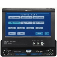 *Pioneer AVH-P5700DVD DVD Player with LCD Monitor - Pioneer (AVH-P5700DVD) In-Dash DVD/CD receiver with 6.5'' Touch Screen LCD monitor Retail