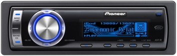 Pioneer CD/MP3 Player (DEH-P5900IB) In-Dash CD/MP3/WMA/WAV/iTunes AAC Receiver