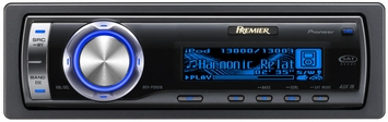 *Pioneer DEH-P590IB Car CD Player - Pioneer (DEH-P590IB) Premier In-Dash CD/MP3/WMA/WAV/iTunes AAC Receiver