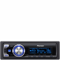 *Pioneer In-Dash CD/MP3 Player (DEH-P6900UB) CD/MP3/WMA/iTunes AAC Receiver with Built-in USB Control