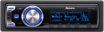 *Pioneer Premier CD/MP3 players (DEH-P690UB) In-Dash CD/MP3/WMA/iTunes AAC Receiver with Built-in USB Control