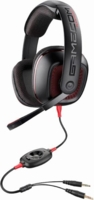 * Plantronics (/79732-01) GameCom 367 Closed-Ear Gaming Headset