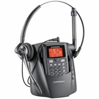 Plantronics (80057-01) CT14 Cordless Headset Phone
