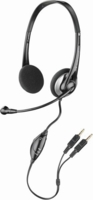 *Plantronics Audio 326 Stereo Headset with Microphone Volume Control
