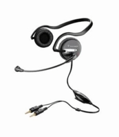 * Plantronics (AUDIO645USB) Audio 645 USB Behind-the-Head Stereo Headset