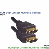 Premium 6 Foot HDMI (High Definition Multimedia Interface) Male to HDMI (High Definition Multimedia Interface) Male