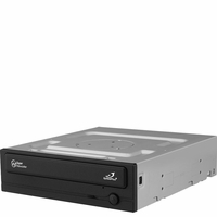Samsung - SH-224BB/BEBE 24X SATA DVD±RW Internal Drive w/o Software (Black)