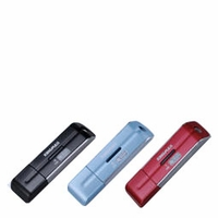TrusCont (TSFD1GB10PACK) 1GB TSFD Secure USB Flash Drive - 10 Pack