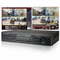 Standalone DVR Systems (4 -16 Channel)