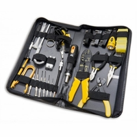 Syba 58 Piece Computer Tool Kit with Slim Zipped Case