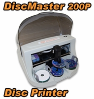 SySTOR DiscMaster 200P Automated CD DVD Printer