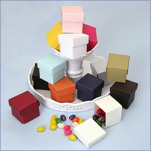2-Piece Favor Boxes - Set of 25
