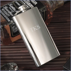 5oz Shiny Pocket/Boot Flask