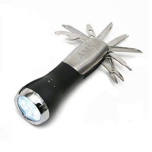 8 in 1 Multi-Function LED Flash Light