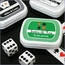 A Lucky Pair Vegas Themed Mint Tins Wedding Favors