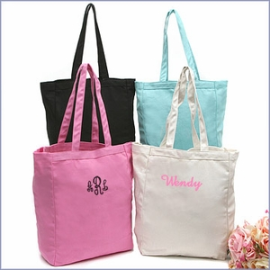 Bridesmaid Personalized Tote Bag