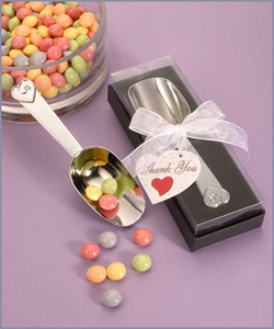 Candy Scoop Wedding Favors