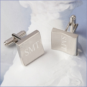 Carl Brass Cufflinks