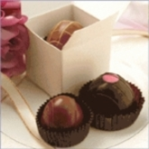 Chocolate Truffles Favors -  Grande
