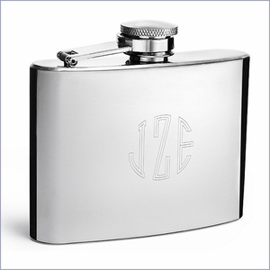 Classic 4oz. Shiny Flask
