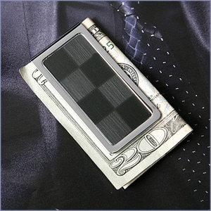 Contemporary Moneyclip for Men