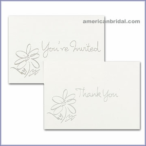 Daisy Collection Thank You's