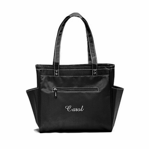 Everyday Tote Bag - Black