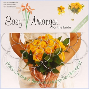 DIY Wedding Bridal Bouquet Arranger 2-pack set