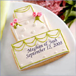 Edible Wedding Favors