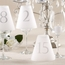 Elegant Table Number Vellum Shades (Numbers 1-15)