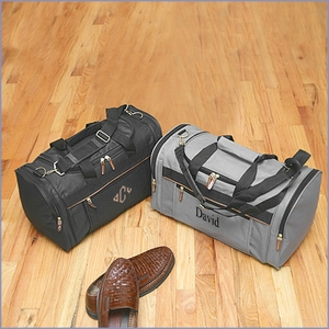 Embroidered Weekender Bags for Groomsmen