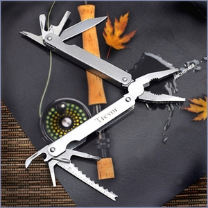 Engravable Silver Pocket Tool
