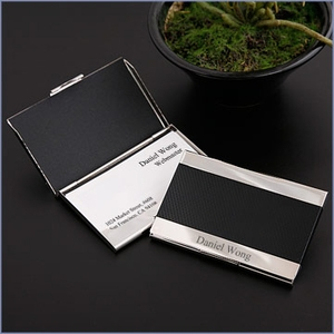 Engravable Slim Jim Card Case