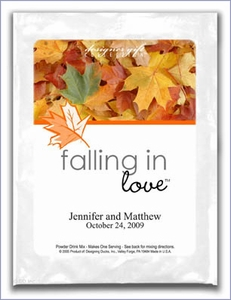 Falling In Love Wedding Cocoa Collection