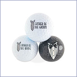 Father Golf Ball Set - Set of 3