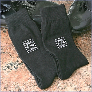 Father Socks - Black
