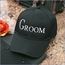 Groom Hat - Black