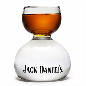 Jack Daniel's Whiskey Shot Glass