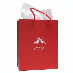Large Wedding Welcome Bag
